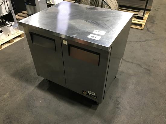 True TUC-36 Stainless Refrrigerator