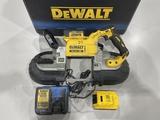 DeWalt DCS374 20V Band Saw