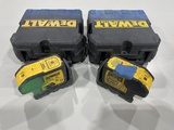 DeWalt DW083 Laser Pointers, Qty 2