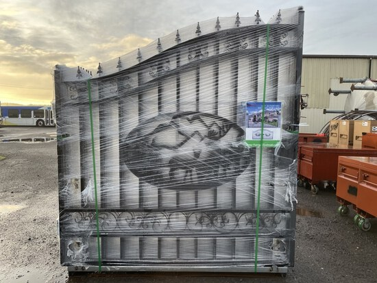 2020 Greatbear 14' Wrought Iron Gate