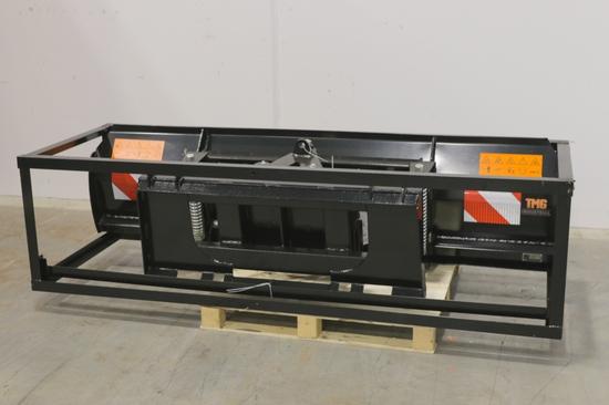 2021 TMG DB86 Snow Plow/Dozer Blade