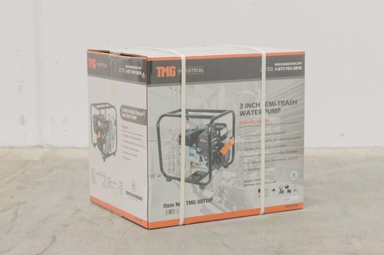 2021 TMG 80TWP Water Pump