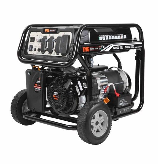 2021 TMG 12000GE Generator