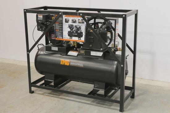 2021 TMG GAC40 Air Compressor
