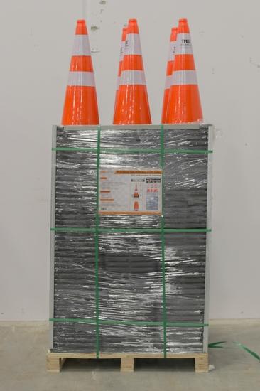 2021 TMG TC29 Traffic Cones, Qty. 252