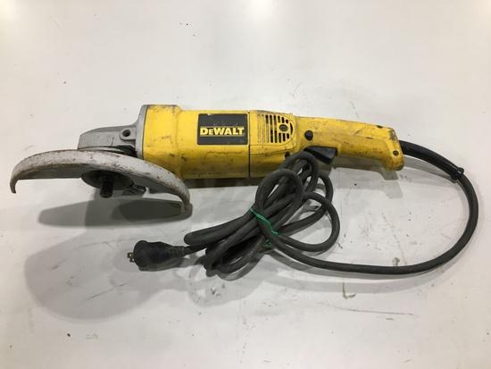 DeWaqlt DW840 Angle Grinder