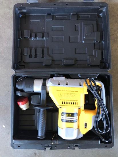 2021 Huskie 11218 SDS Rotary Hammer