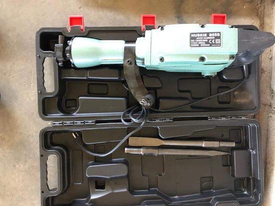 2021 Huskie B65G Electric Demolition Hammer