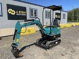 2021 CE Mini Hydraulic Excavator
