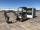 2006 Bobcat 323 Mini Hydraulic Excavator