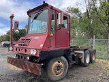 1991 Capacity TJ5200 Jockey Truck