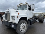 Mack T/A Cab & Chassis