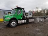 2013 Freightliner T/A Slide Bed Truck