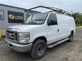 2009 Ford E250 SD Cargo Van