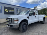 2008 Ford F350 XLT SD 4x4 Extra Cab Pickup