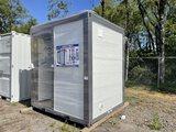 2021 Bastone Mobile Toilet w/ Shower