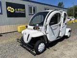 2015 Polaris Gem E4 Electric Cart