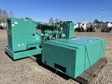 Onan 350DFCC Skid Mounted Generator