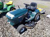 Craftsman 917 Ride-On Lawn Mower