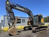 2016 Volvo ECR235EL Hydraulic Excavator