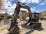 2007 Caterpillar 308C CR Hydraulic Excavator