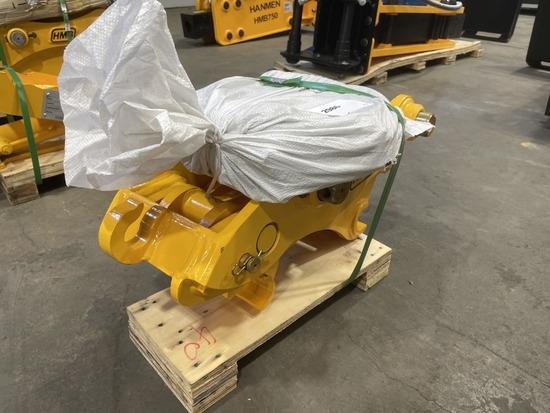 2021 HMB02 Hydraulic Quick Connect
