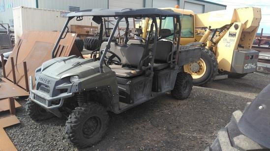 2013 Polaris Ranger 800EFI Utility Cart