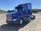 2014 Peterbilt 579 T/A Sleeper Truck Tractor