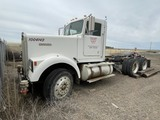 1983 Kenworth W900A T/A Cab & Chassis