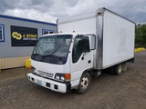 1996 Isuzu Box Truck