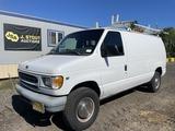 1998 Ford E350 Cargo Van