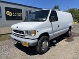 1997 Ford E-350 Cargo Van