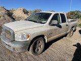 2008 Dodge Ram 1500 4x4 Crew Cab Pickup