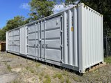 2020 40' High Cube Shipping Container