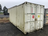 2006 20 ft. Shipping Container