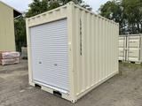 2021 12' Storage Container