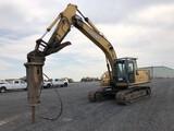 2006 John Deere 200C-LC Hydraulic Excavator