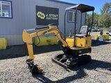 2021 AGT YM-10 Mini Hydraulic Excavator