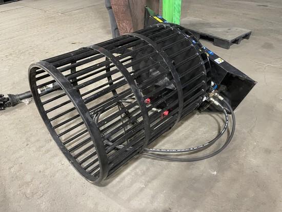2021 Mower King SSRP Rock Picker