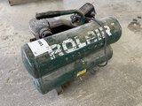 Rolair Twin Tank Air Compressor
