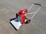 Advance Gulper Roamer Vacuum Sweeper