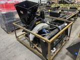 2021 Mower King SSBX42S Chipper