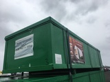 2021 Golden Mountain 203012R Storage Shelter