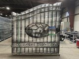 2021 Greatbear 14' Wrought Iron Gate