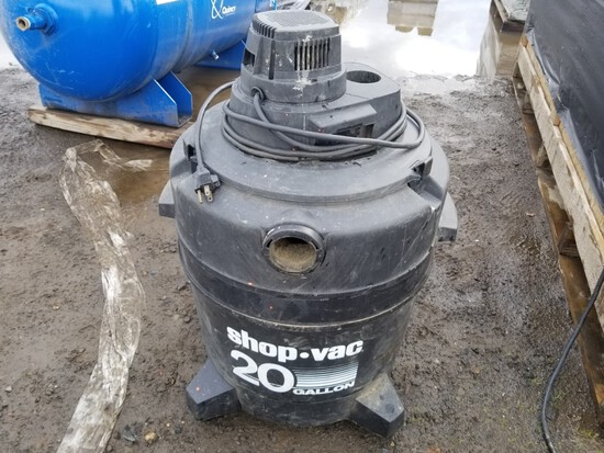 Shop Vac 20 Gallon Wet / Dry Vac