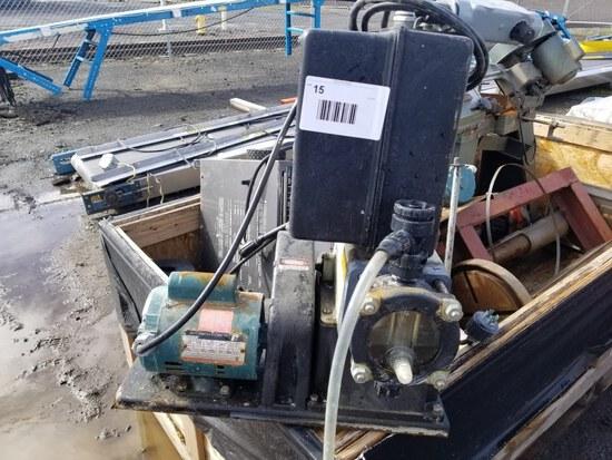 Pennwalt Metering Pump with AC Motor