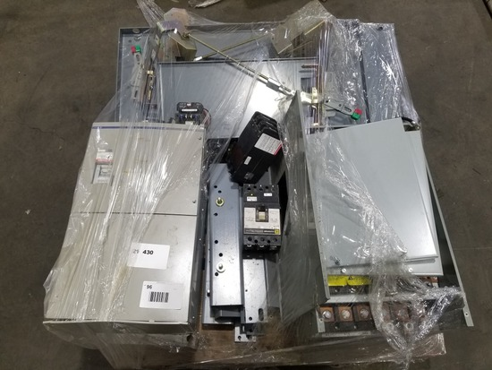 Electrical Panel & Safety Switch Parts