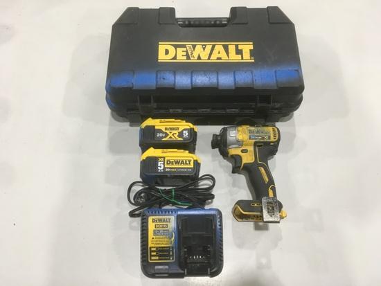 DeWalt DCF887 20V Impact Driver