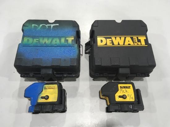 DW083CG Laser Pointers, Qty. 2