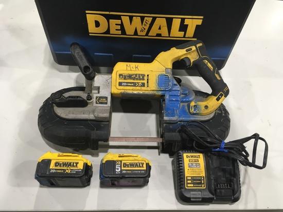 DeWalt DCS734 20V Band Saw